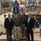 image of USRA Microgravity team