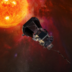 image of Parker Solar probe